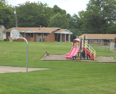 Creekside Housing Playground